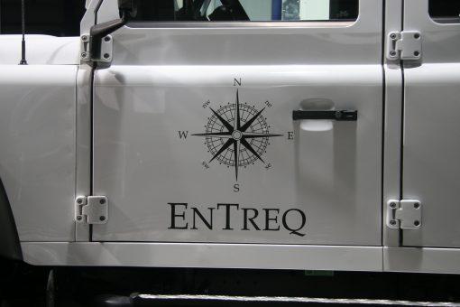 Aufkleber ENTREQ