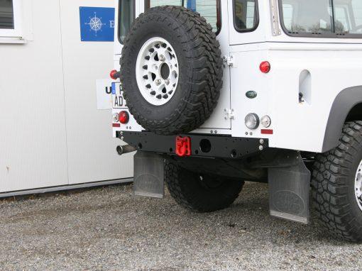 Bergeoese fuer Hecktraverse Land Rover Defender