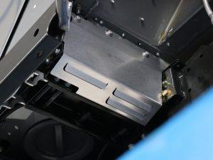 Radkastenspritzbleche Land Rover Defender 110