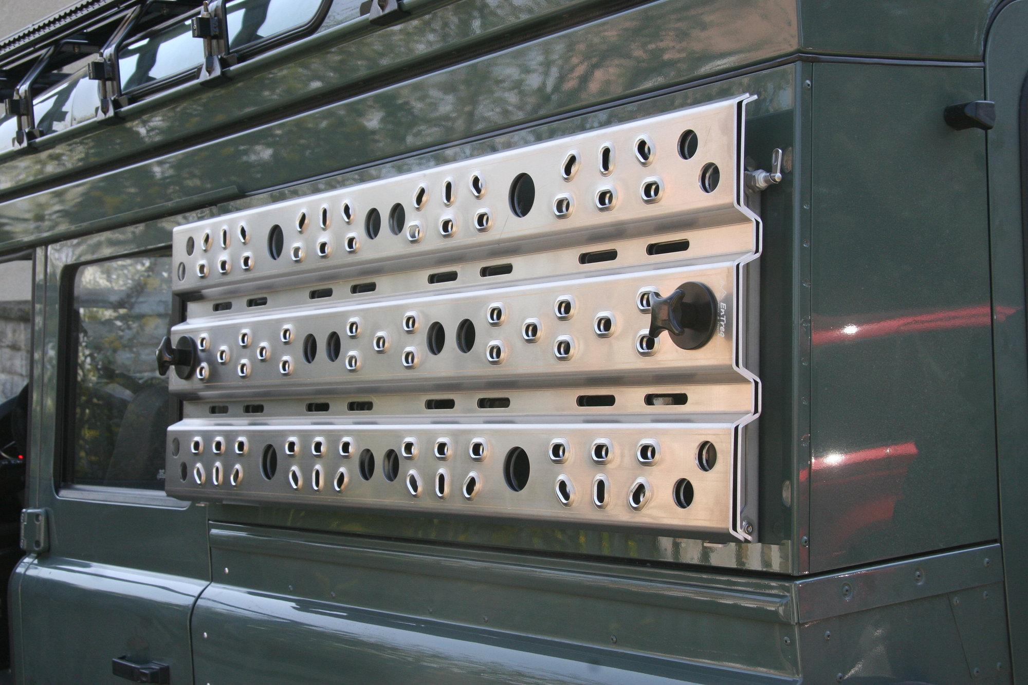 Sandblech Traktionsblech Land Rover Defender.000