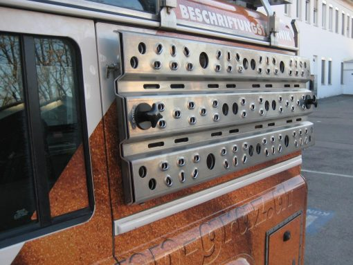Sandbleche Land Rover Defender