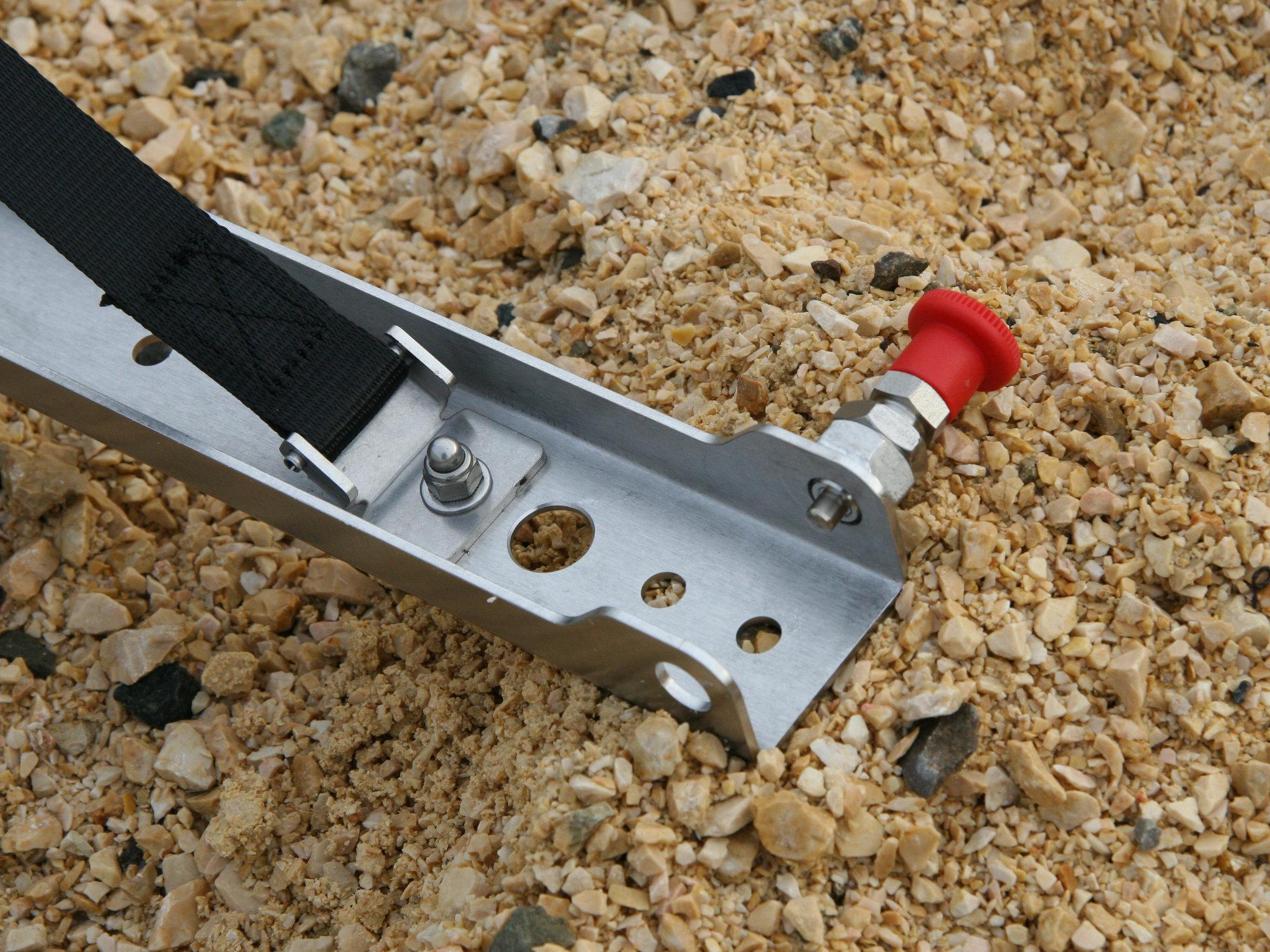 Sandblechhalterung klappbar Edelstahl.002