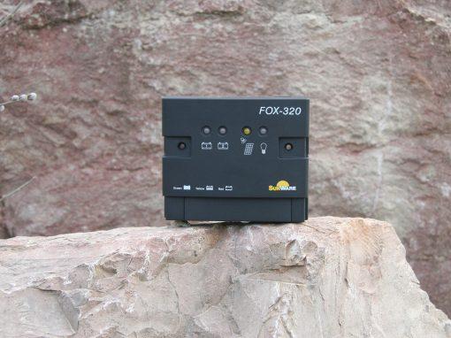 SunWare Fox-320 Solarladeregler