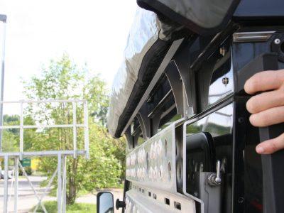 Halterungssatz für Foxwing-Markise Land Rover Defender