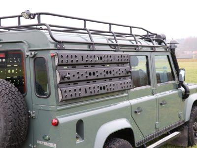 Sandblech Traktionsblech Land Rover Defender