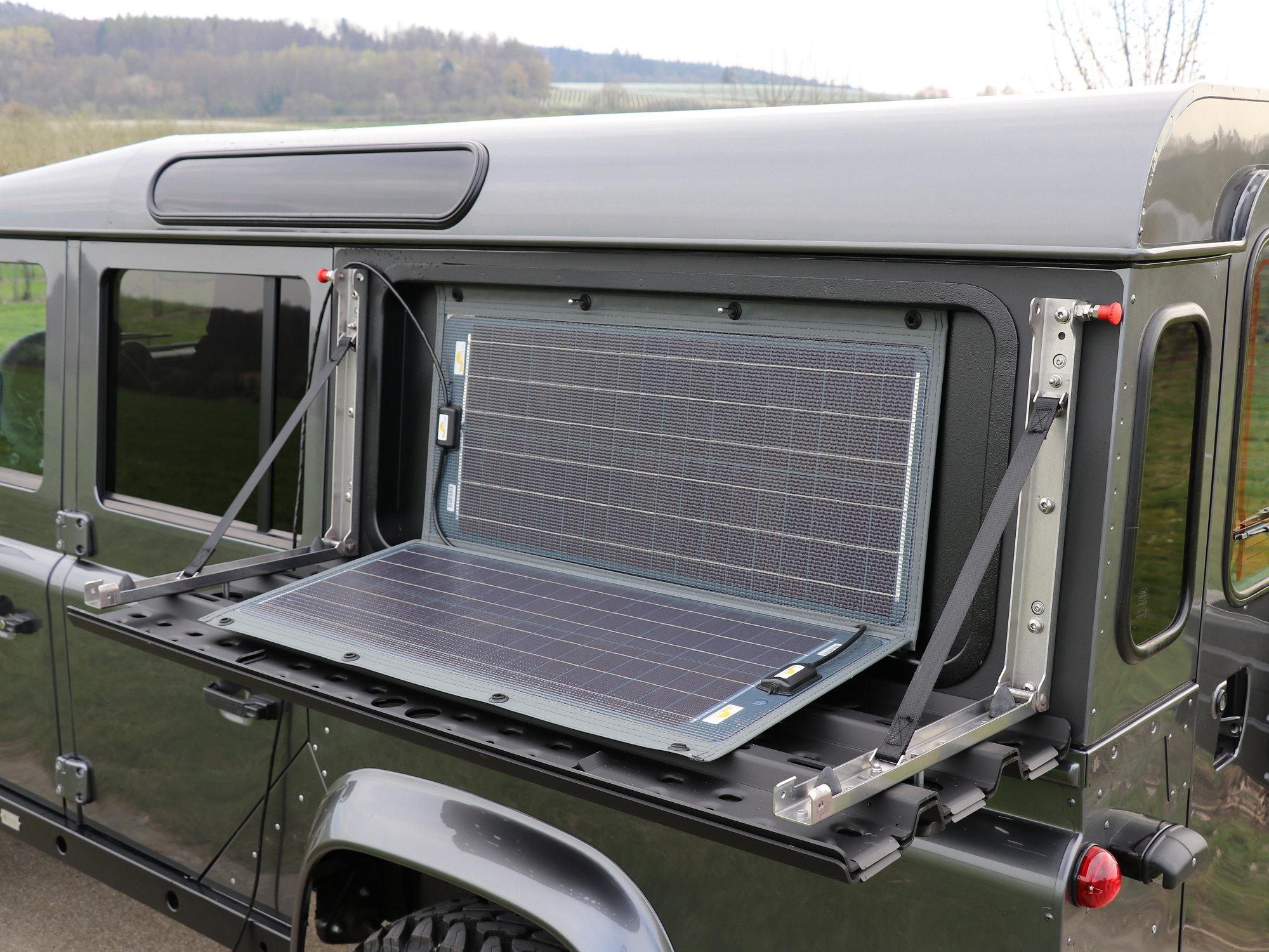 Solarenergie Land Rover Defender.000