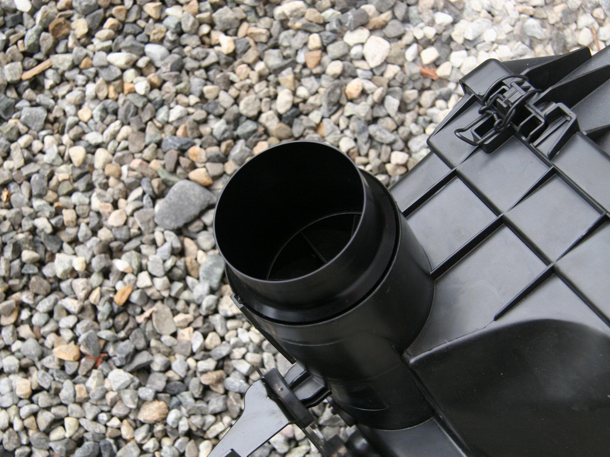 Reduzierung Luftfilter Land Rover Defender.001