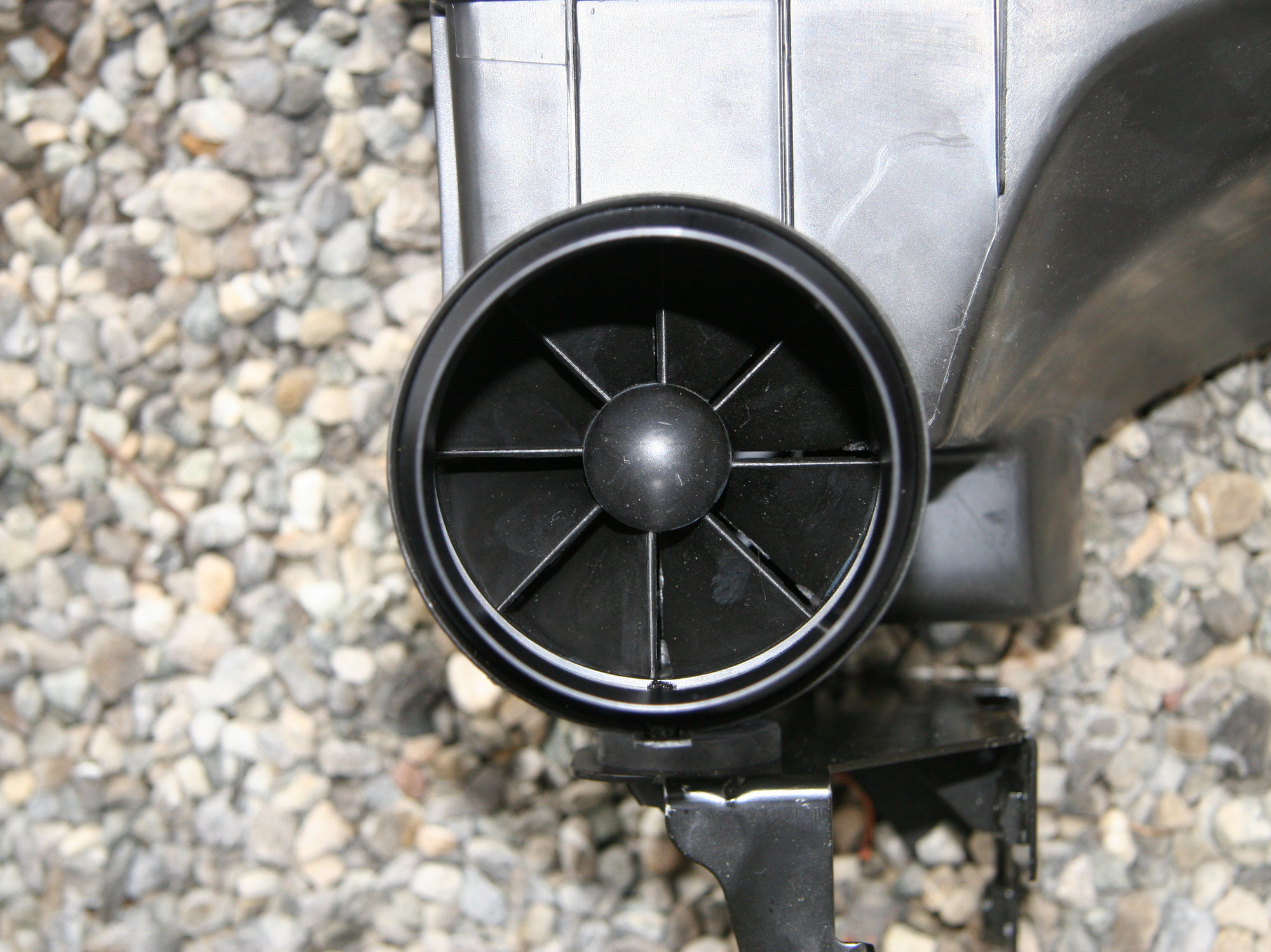 Reduzierung Luftfilter Land Rover Defender.002