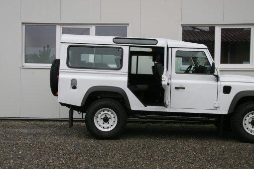 Tueroeffnungsbegrenzer Land Rover Defender