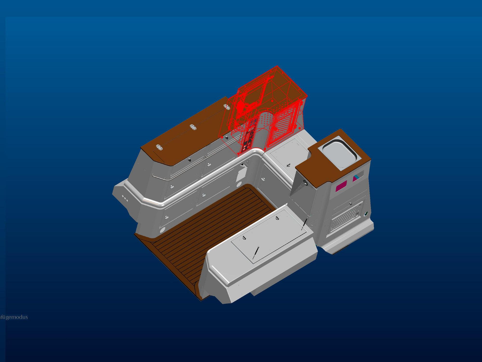Staubox Land Rover Defender