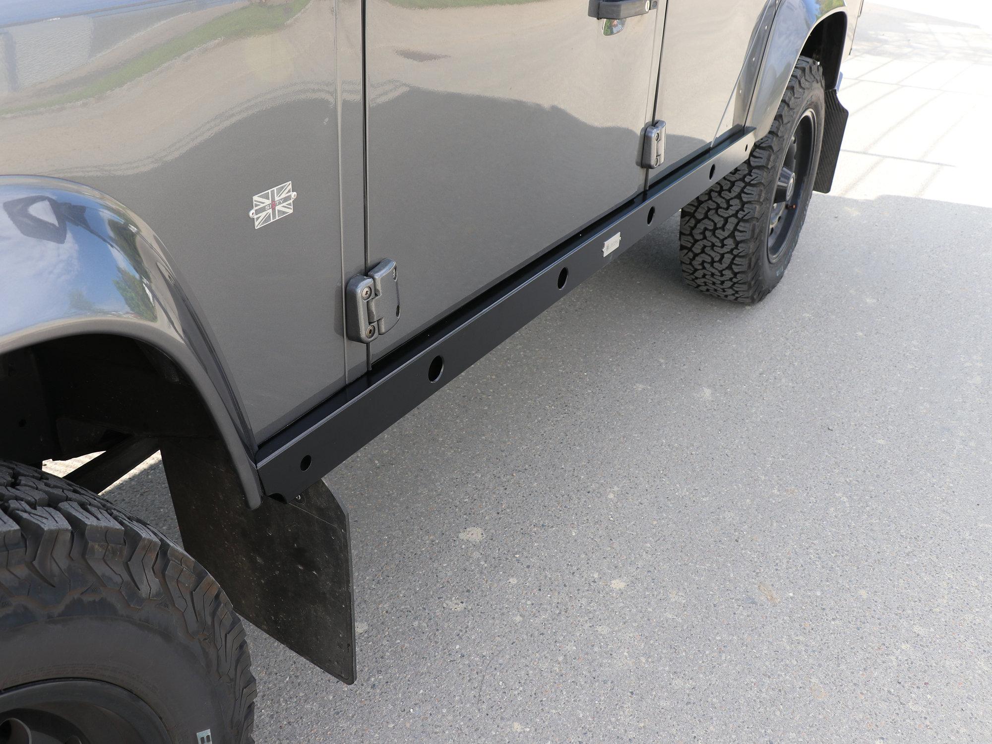 Treeslider Land Rover Defender