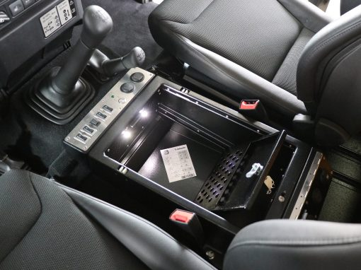 Cubby-Box Professional Land Rover Defender