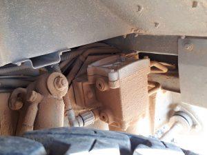 Separ Filter Land Rover Defender