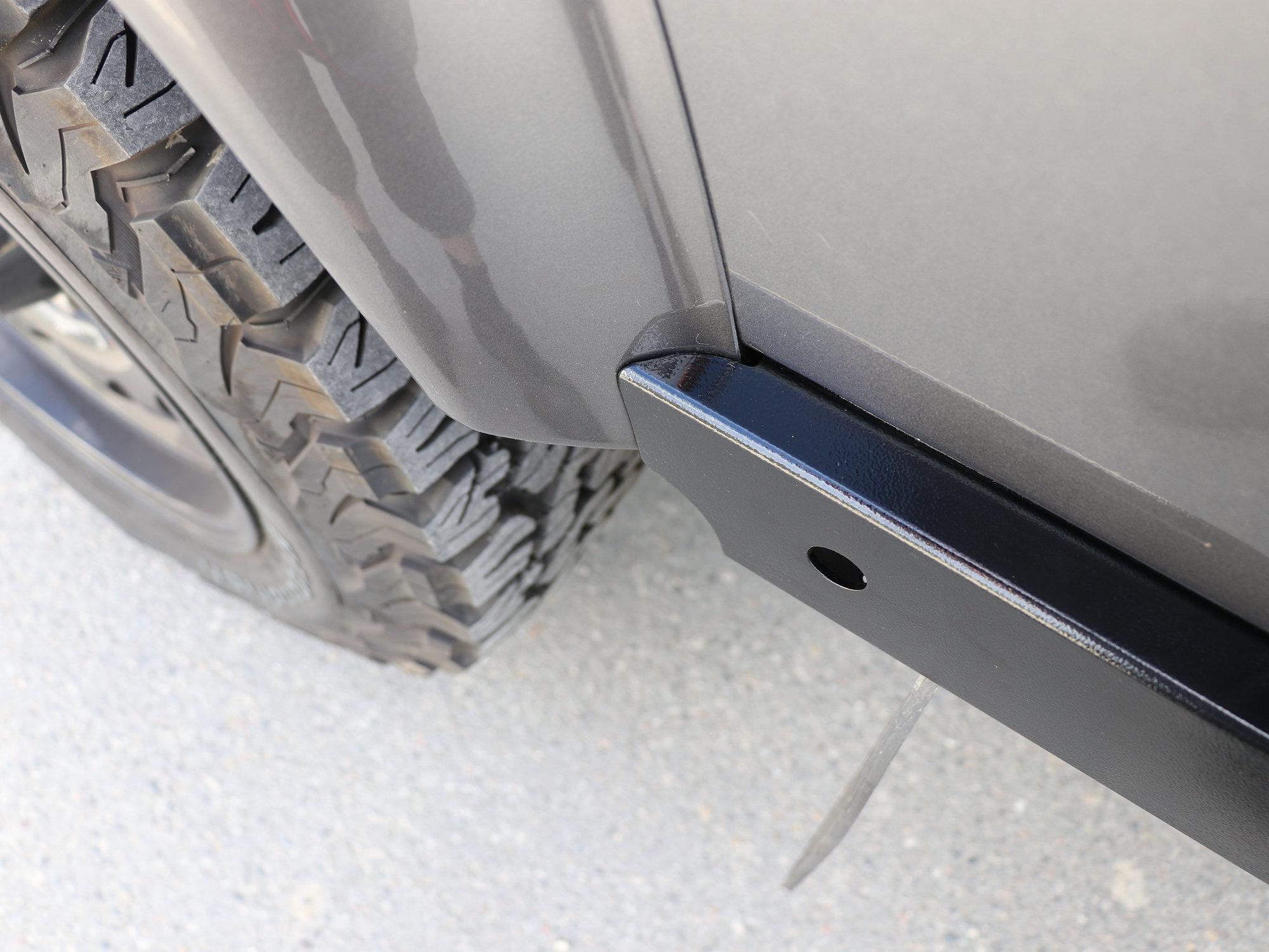 Seitenaufprallschutz Land Rover Defender.000