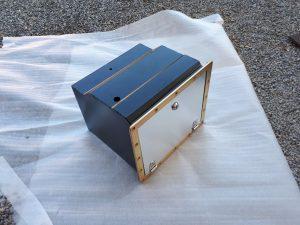 Staubox Seitenwand Radkastenstaubox Land Rover Defender