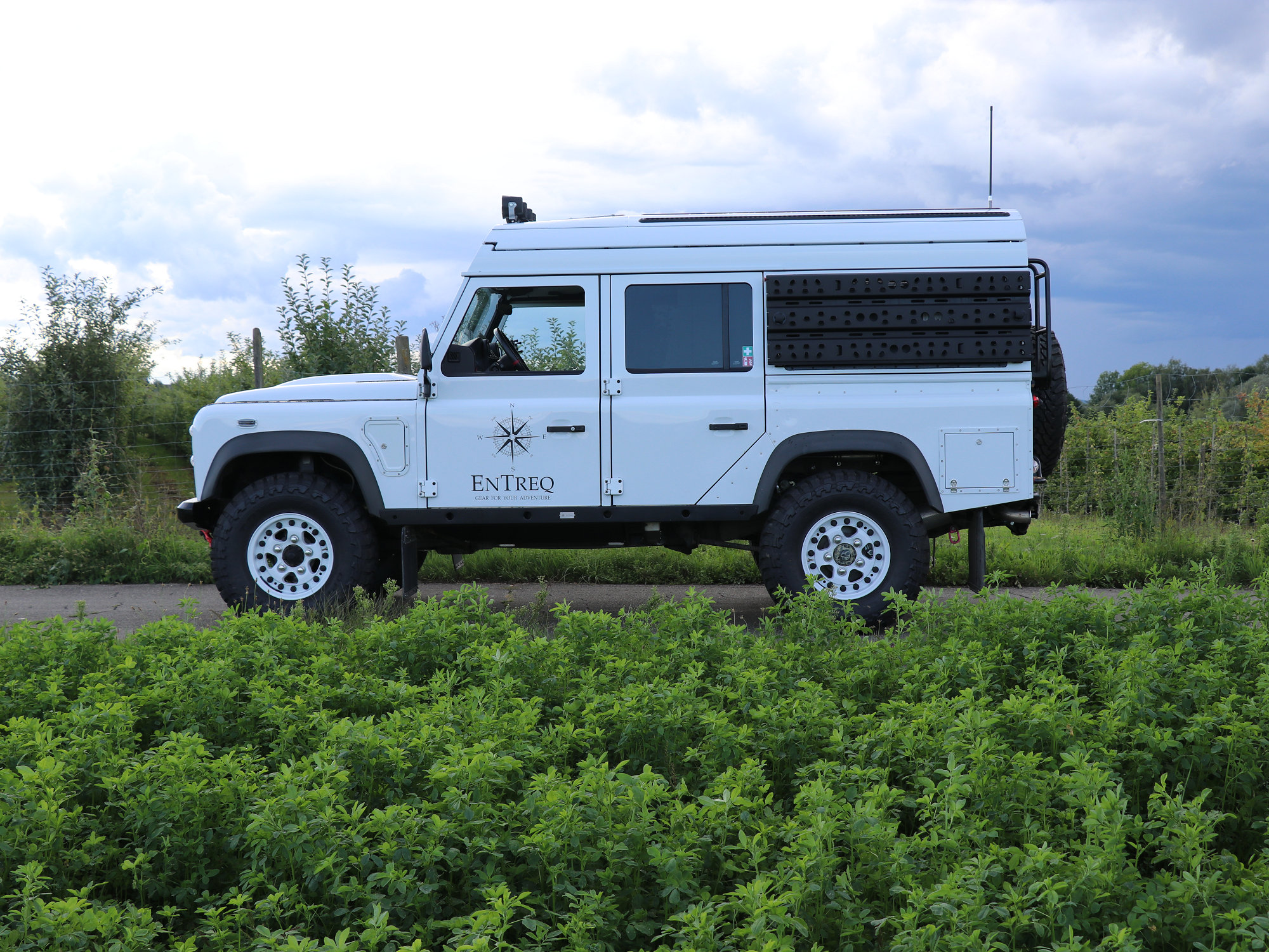Dachtraeger Land Rover Defender