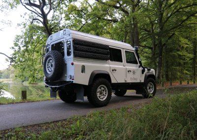 Aufstelldach Hubdach Klappdach Land Rover Defender.000