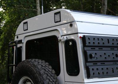 Aufstelldach Hubdach Klappdach Land Rover Defender.001