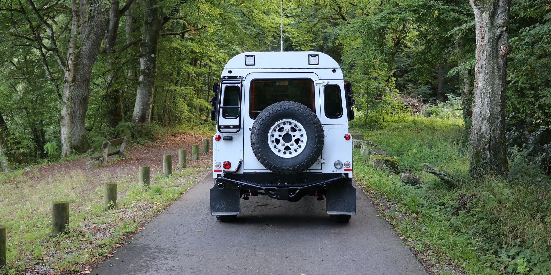 Aufstelldach Hubdach Klappdach Land Rover Defender.004