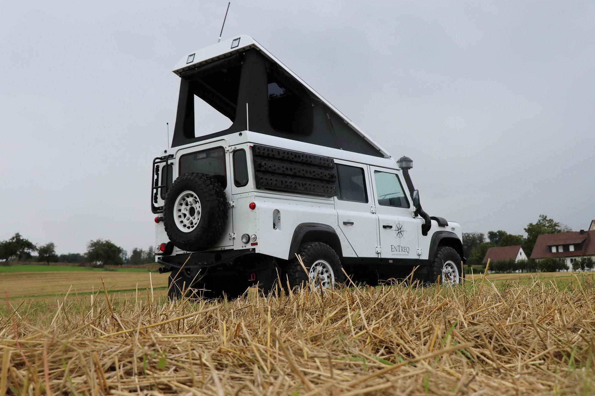 Aufstelldach Hubdach Klappdach Land Rover Defender.007
