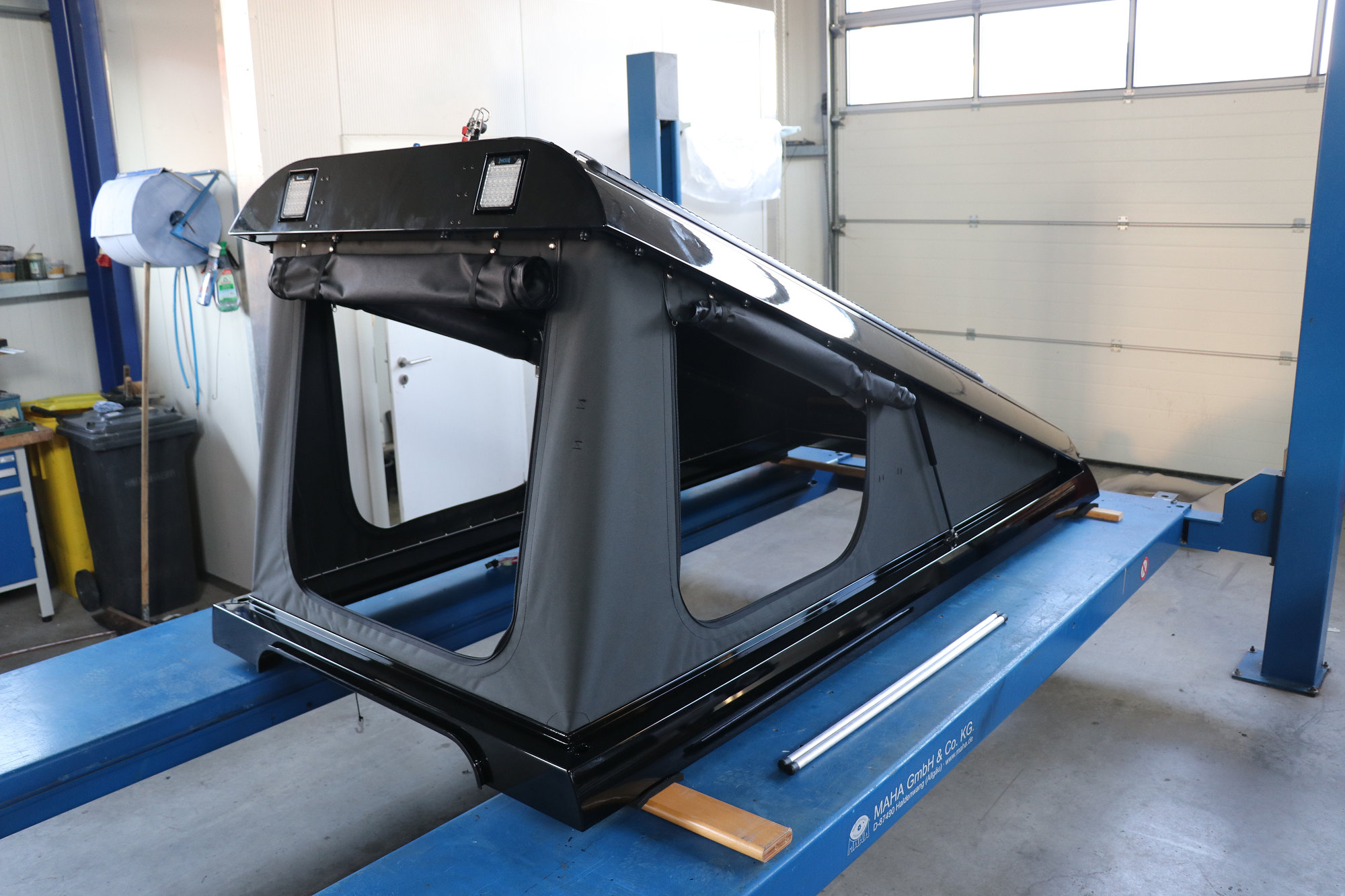 Aufstelldach Hubdach Land Rover Defender.000
