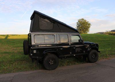 Aufstelldach Hubdach Land Rover Defender.002