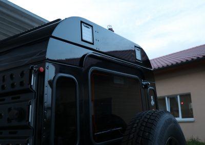 Aufstelldach Hubdach Land Rover Defender.007