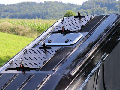 Dachgepaecktraeger Land Rover Defender