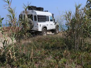 Expeditionskoffer Land Rover Defender