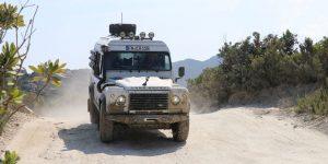 Land Rover Defender Aufstelldach Hubdach Klappdach Offroad
