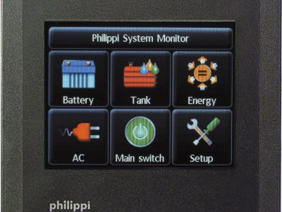 System Monitor P-Bus