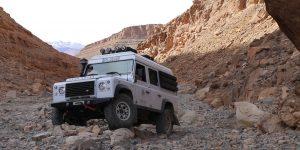 Fahrwerk Achsen Lenkung Land Rover Defender