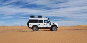 Hubdach Aufstelldach Land Rover Defender