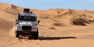 Fahrwerk suspension Land Rover Defender