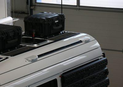 Umfeldbeleuchtung Land Rover Defender
