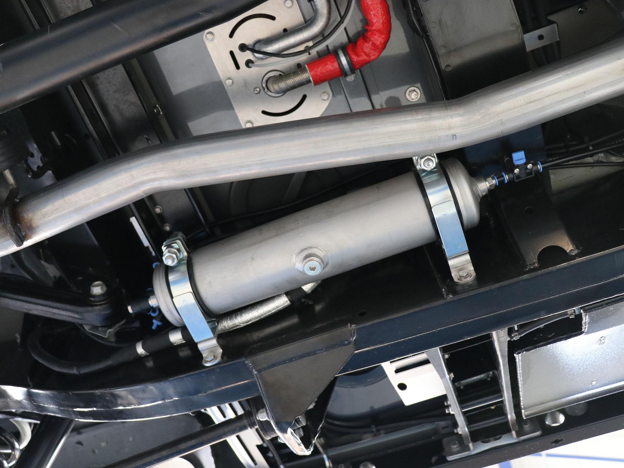 Druckluftsystem Land Rover Defender
