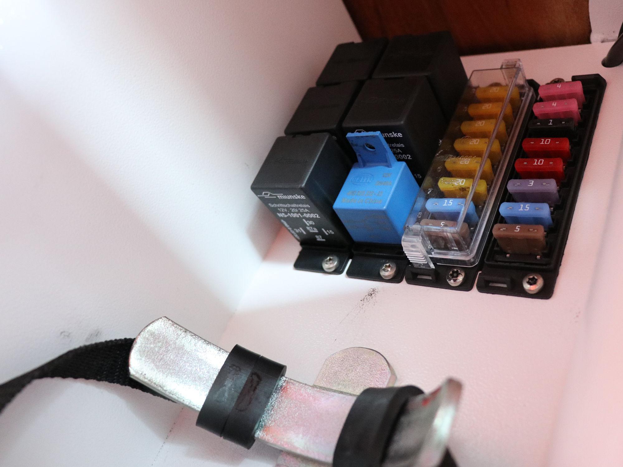 Elektroinstallation FBOX