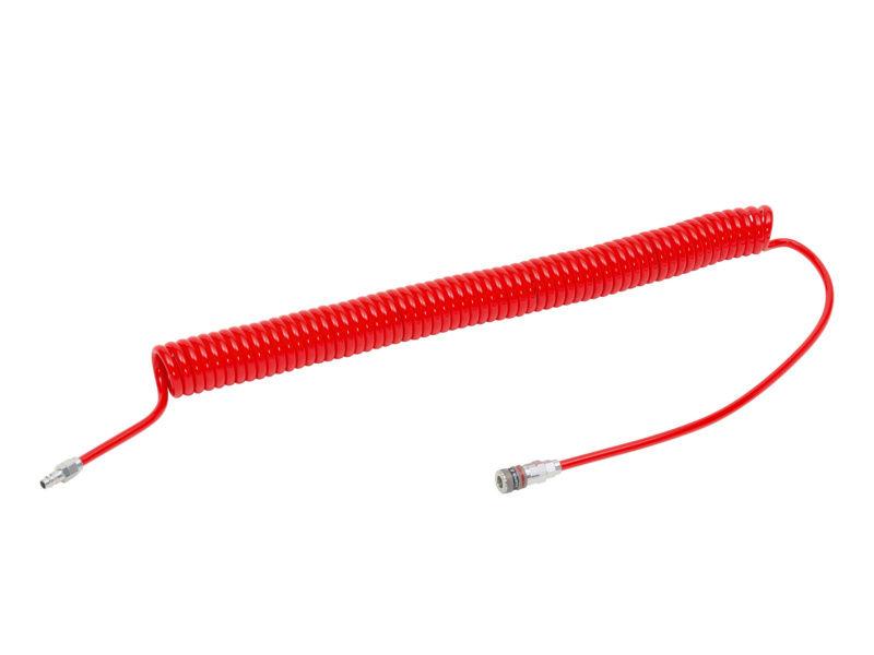 PU-Druckluftspiralschlauch wSafe® 2000