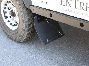 Spritzlappen Land Rover Defender