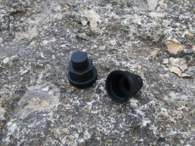 Ersatz-Radmutternkappe für Beadlock-Felge 16x7